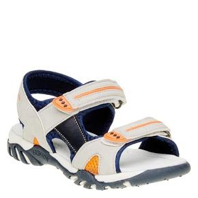 Sandali da bambino mini-b, grigio, 361-2181 - 13