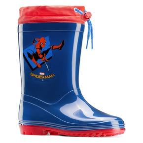 Stivali di gomma Spiderman spiderman, blu, 392-9190 - 13