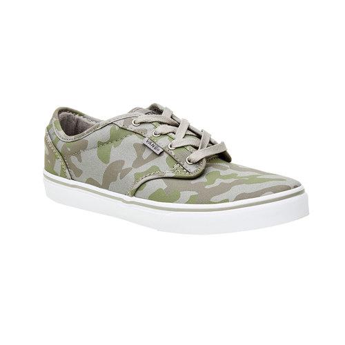 sneaker bimbo vans, verde, 489-7194 - 13