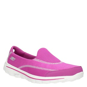 Slip-on sportive skechers, rosa, 509-5708 - 13