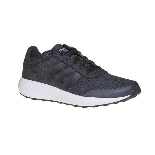 Sneakers sportive di colore nero adidas, nero, 509-6922 - 13
