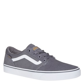 Sneakers da uomo in pelle vans, grigio, 803-2303 - 13