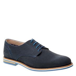 Calzatura uomo bata, blu, 826-9839 - 13