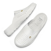 Slip-on in pelle da donna bata-comfit, bianco, 574-1805 - 26