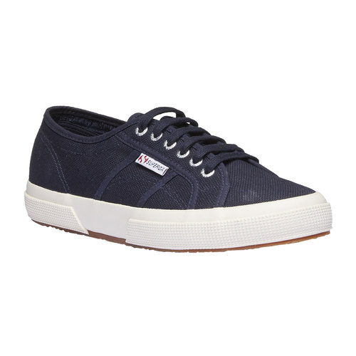Sneakers uomo superga, blu, 889-9187 - 13