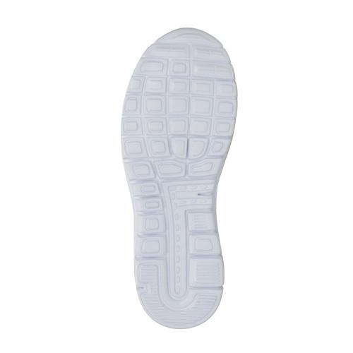 Sneakers da ragazza con strass mini-b, bianco, 329-1203 - 26