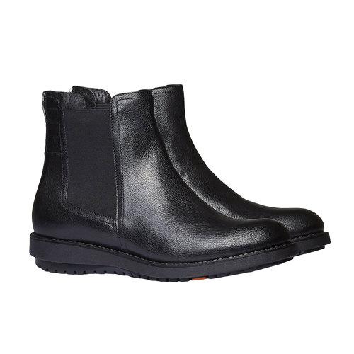 Chelsea di pelle flexible, nero, 594-6228 - 26