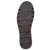 Scarpe basse da donna con plateau alto bata, marrone, 524-3226 - 26