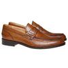 Penny Loafer di pelle da uomo bata-the-shoemaker, marrone, 814-3160 - 26