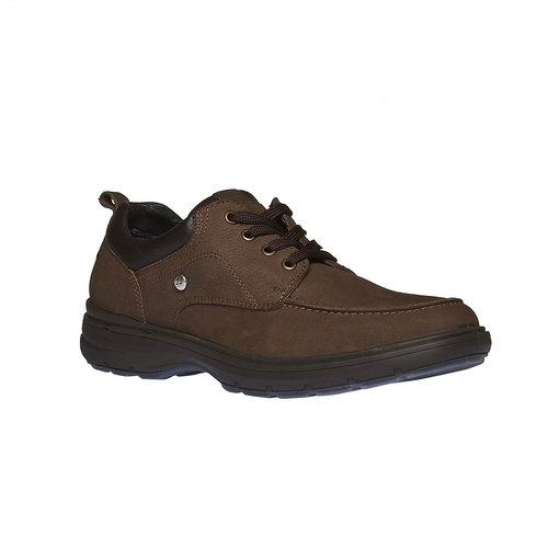 Calzatura Uomo bata, marrone, 846-4222 - 13
