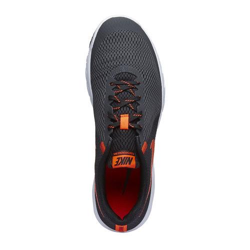 Sneakers da uomo Nike nike, grigio, 809-2324 - 19