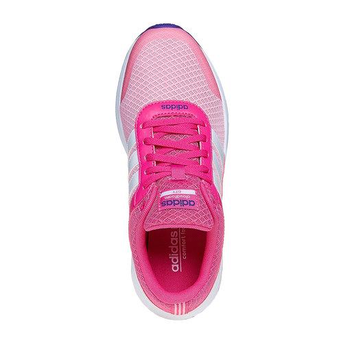 Sneakers sportive da ragazza adidas, rosa, 409-5230 - 19