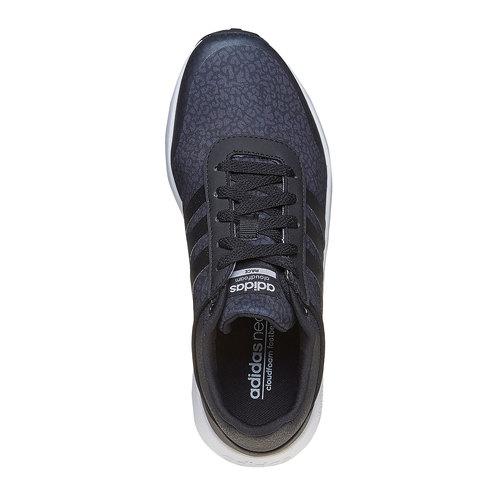Sneakers sportive di colore nero adidas, nero, 509-6922 - 19