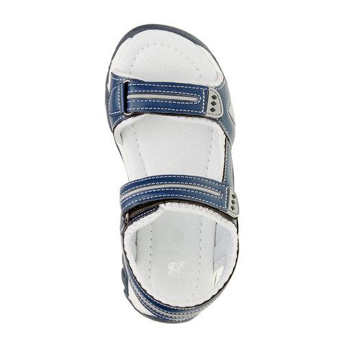 Sandali da bambino mini-b, blu, 361-9181 - 19