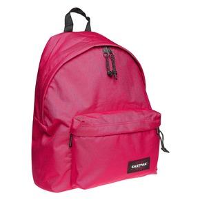 Zaino in tessuto di colore rosa eastpack, rosa, 999-5747 - 13