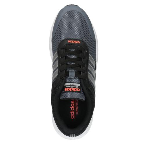 Sneakers sportive da bambino adidas, nero, 409-6230 - 19
