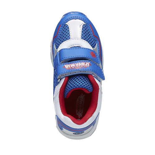 Sneakers Spiderman da bambino spiderman, blu, 211-9131 - 19