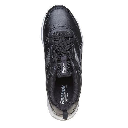 Sneakers sportive da uomo reebok, nero, 801-6166 - 19