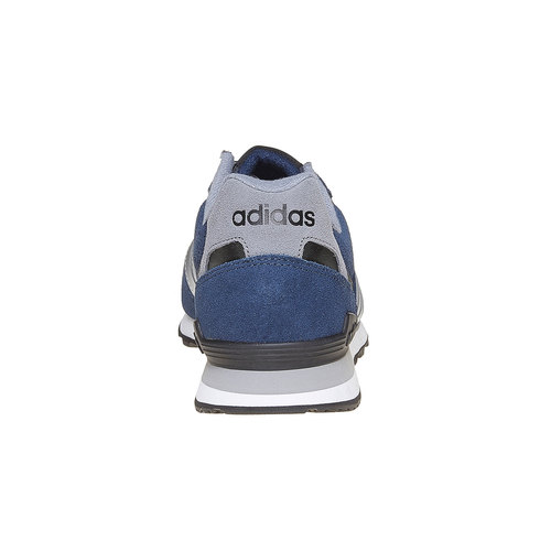 Sneakers da uomo in pelle adidas, blu, 803-9186 - 17