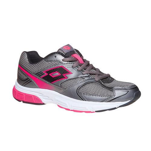 Sneakers sportive da donna lotto, grigio, 509-2370 - 13