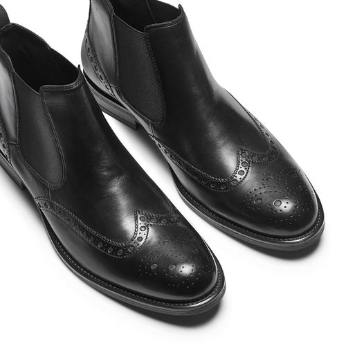 Chelsea boots da uomo bata, nero, 894-6201 - 26