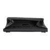 Pochette nera con catena argentata bata, nero, 961-6221 - 15