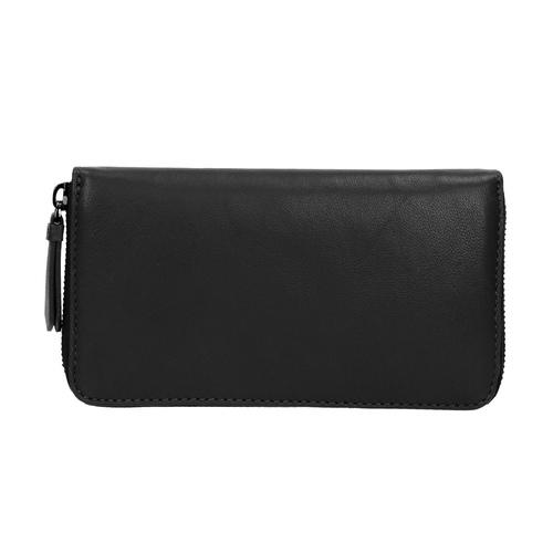 Portafoglio nero da donna in pelle bata, nero, 944-6165 - 26