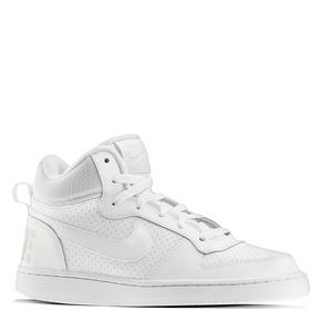 Nike alte da ragazzi nike, bianco, 401-1237 - 13