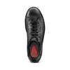 Sneakers da donna in pelle bata, nero, 594-6659 - 15