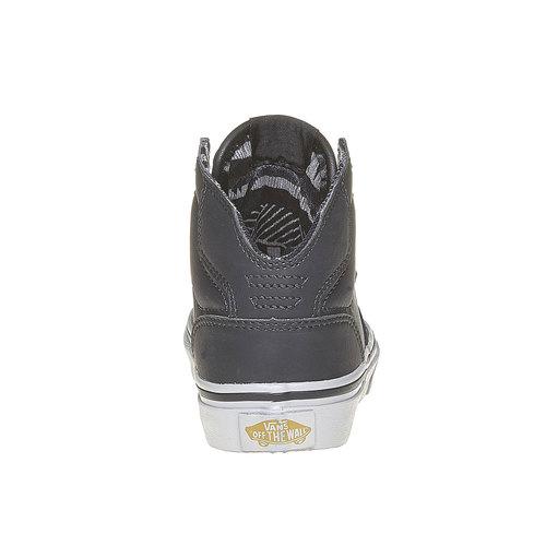 Sneakers da bambino alla caviglia vans, grigio, 401-6310 - 17