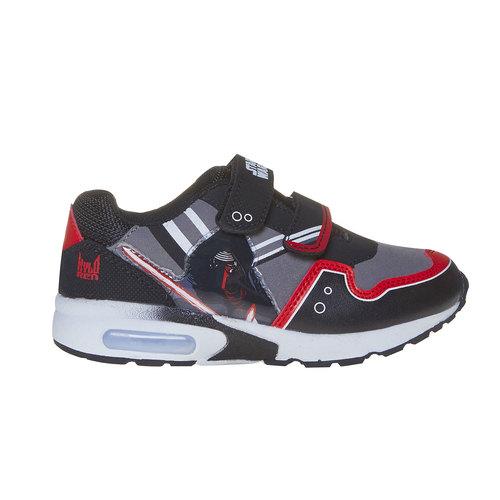 Sneakers da bambino, nero, 311-6227 - 15