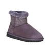 Stivali Valenki da bambina con pelliccia mini-b, grigio, 399-2302 - 13