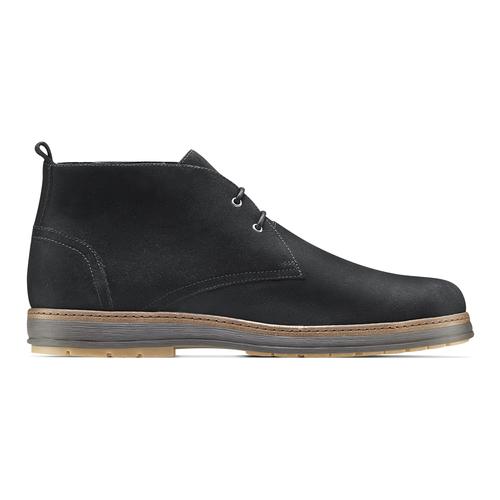 Desert Boots da uomo in pelle bata, viola, 823-9535 - 26