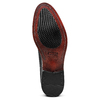 Scarpe stringate classiche da uomo bata, nero, 824-6874 - 19
