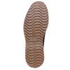 Scarpe in pelle alla caviglia weinbrenner, nero, 894-6403 - 26