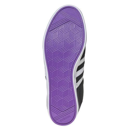 Sneakers da donna in pelle adidas, nero, 503-6201 - 26