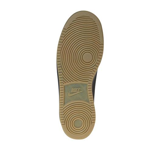 Sneakers da uomo sopra la caviglia nike, nero, 801-6632 - 26