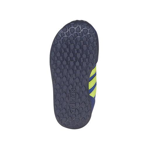 Sneakers da bambino con chiusure a velcro adidas, viola, 101-9913 - 26