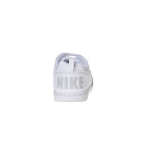 Sneakers bianche da bambino nike, bianco, 301-1337 - 17