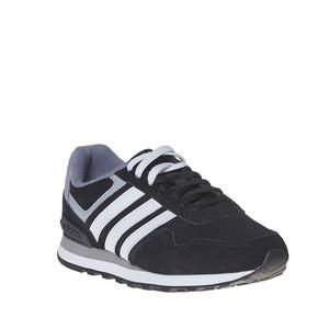 Sneakers in pelle da uomo adidas, nero, 803-6186 - 13