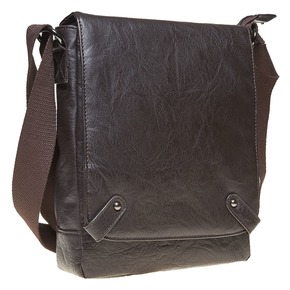 Borsa in stile Crossbody bata, marrone, 961-4262 - 13