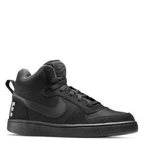 Nike da ragazzo alte nike, nero, 401-6237 - 13