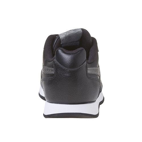 Sneakers casual da donna reebok, nero, 504-6919 - 17