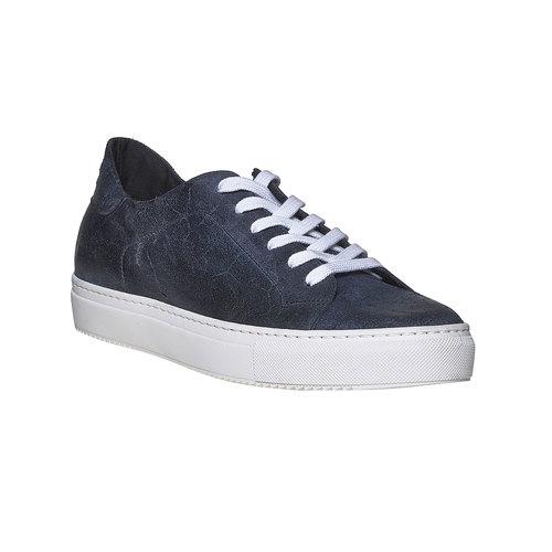 Sneakers da uomo north-star, blu, 844-9687 - 13