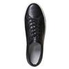 Sneakers in pelle da uomo north-star, nero, 844-6687 - 26