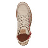Scarpe da donna alla caviglia weinbrenner, beige, 596-8103 - 19