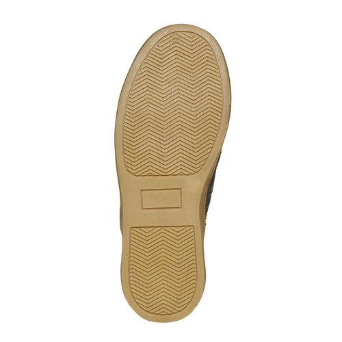Sneakers da bambino in stile scarpe basse, blu, 313-9256 - 26
