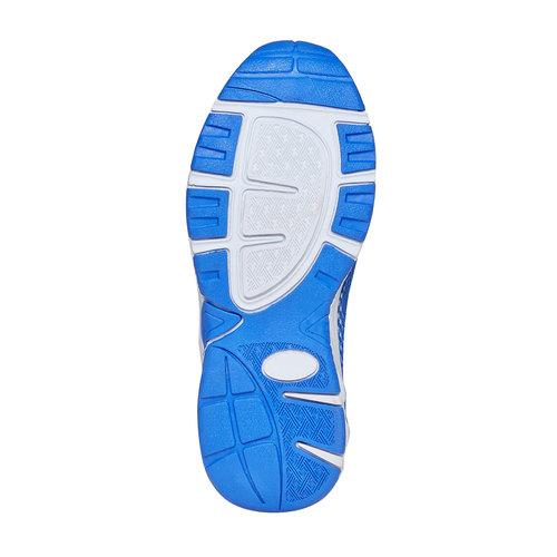 Sneakers da bambino con motivo, blu, 319-9254 - 26