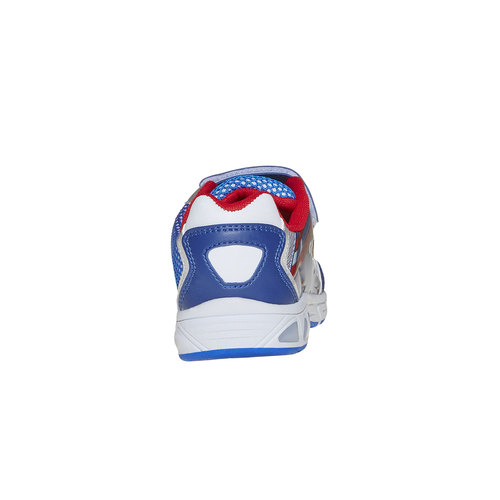 Sneakers da bambino con motivo, blu, 319-9254 - 17