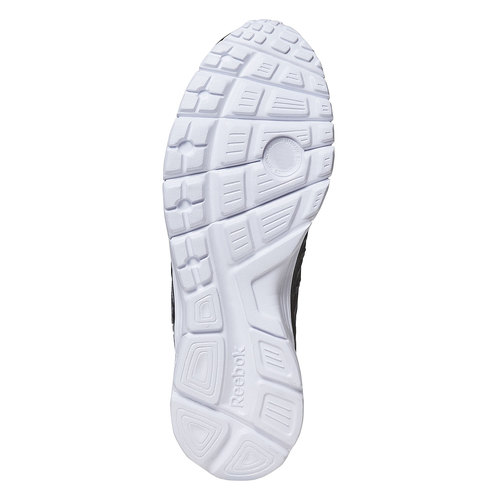 Sneakers da uomo reebok, nero, 809-6140 - 26